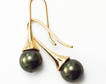 Pearl Drop Earring Kit
