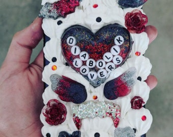 Diabolik Lovers IPhone 7 Plus Decoden Phone Case
