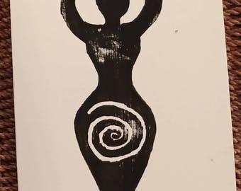 Goddess Cards (5)