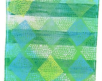 Marcie Paper's Green Hanky