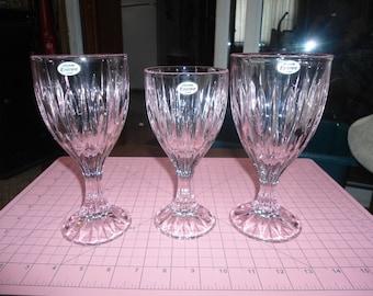 Vintage, Wine Glasses, Stemmed Glasses, Pink Noritake, Entree, Crystal Wine Glasses, Crystal, Pink, Champagne Glasses, Crystal Glass, Gift