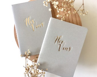 Grey Vow Books - Set of 2