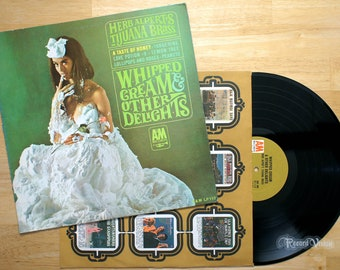 Herb Alpert - Whipped Cream and Other Delights (1965) MONO Vinyl & LP