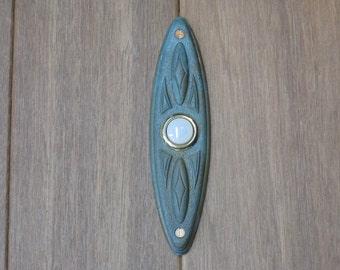 Verdigris Bronze Doorbell