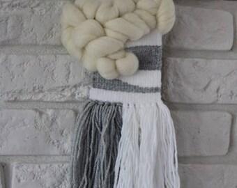 Woven wall hanging,  Tapestry wall hanging , Kilim
