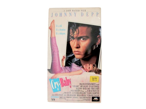 Cry Baby VHS