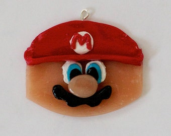 Mario pendant
