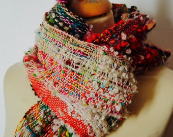 Woven scarf ODE