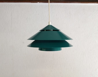 Vintage Danish Modern Hanging Pendant Lamp by Jeka - 150 OBO - Free NYC Delivery!