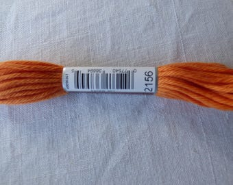 DMC cotton plied for Tapestry 2156 collar