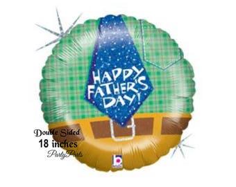 Ballon de jour de fête des pères, bonne fête papa, idées de cadeau pour homme, pour les papas, maris, pères, cravate, décorations, Articles de fête
