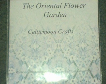 The Oriental Flower Garden CD Rom