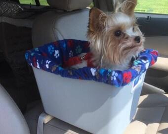 Dog car seat   Etsy