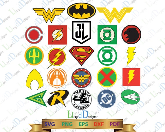 justice league svg superhero logo svg league logos