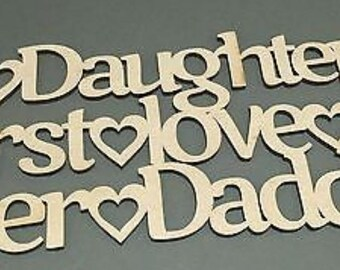 A daughters 1st love