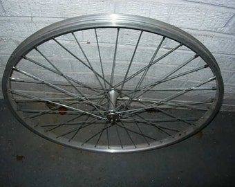 front mountain bike wheel, never been used