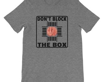 Don't Block The Box Women's Rights T-Shirt