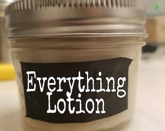 Everything Lotion