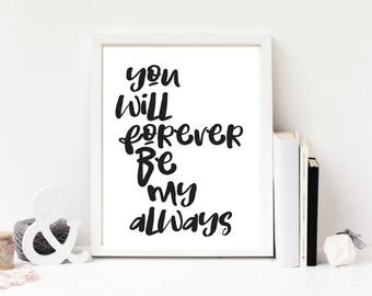 Lettering For Living Room Long Quotes