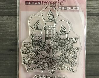 Woodware Clear Magic Singles Candle Trio