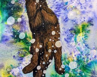 Honorary Sea Otter Original