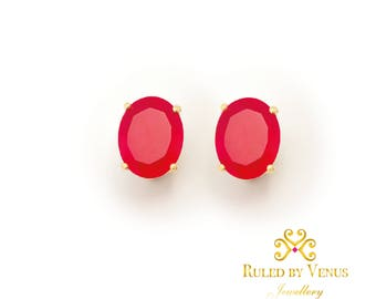 Mantilla Stud Earrings - The Flamenco Collection