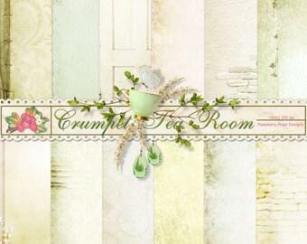 Crumpet Tea Room Paper Set