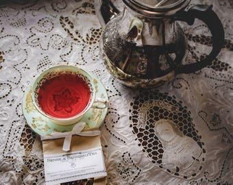 Nefer-Tea-Tea Ancient Egyptian Herbal Tea 100 Grams - Historic Hand Blended Loose Leaf Tea