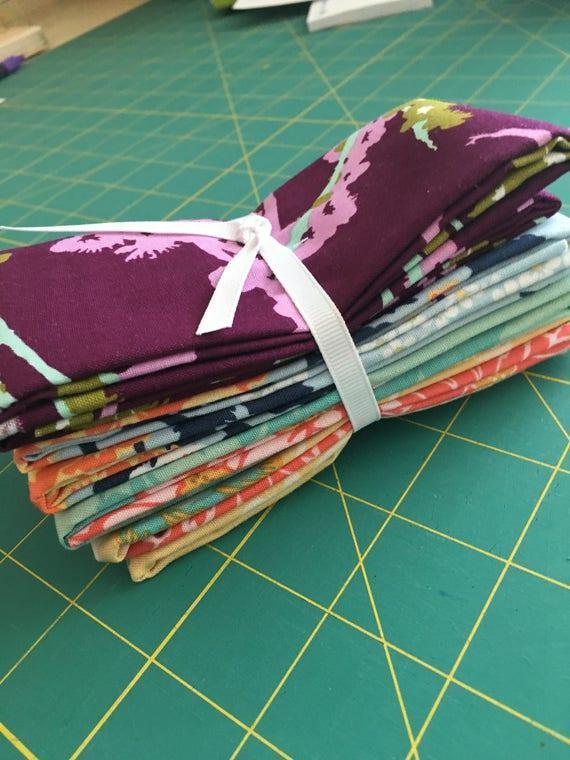 Joel Dewberry  Remnant Bundle-4 fabrics