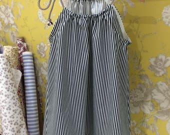 Nautical Slip Dress