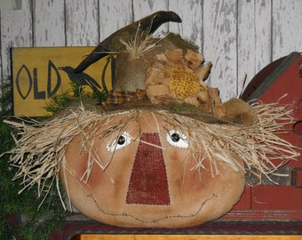 Henry The Scarecrow E Pattern