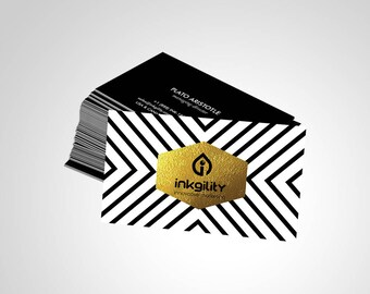 Business Cards ((HFOPBC-101) Template)