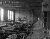 Packard Plant Office Hall...