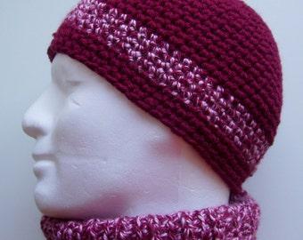 CROCHET PATTERN/ TONI  Crochet Beanie for Women Men and Teenagers/Easy Crochet Hat Pattern/ Mans Simple Hat Pattern/ Striped Hat Pattern