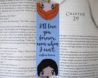 I'll Love Your Forever Bookmark