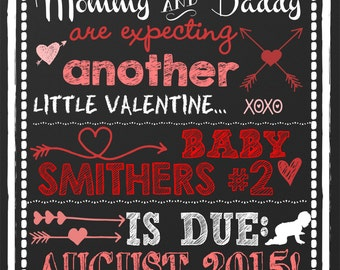 Imagenes De Pregnancy Announcement Ideas Valentines Day