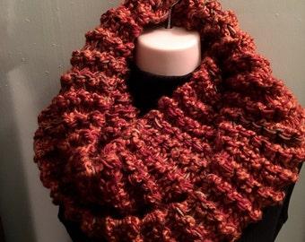 Sassenach Cowl chunky knit bittersweet women cowl, sassenach claire, chunky cowl, Calire Cowl, Scarf
