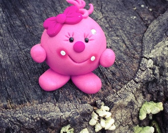 The Original LOLLY Figurine - Polymer Clay Figurine - Whimsical Character