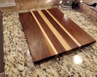 Hardwood Chopping Block (Medium- 16inX11.75inX1.25in)
