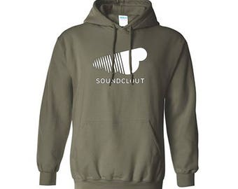 SOUNDCLOUT Music Industry Hoodie