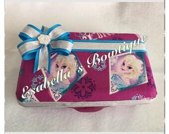 Custom Frozen pencil box;;custom pencil box;pencil boxes;personalized pencil boxes