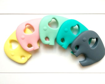 Silicone Elephant (BPA Free)