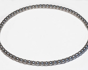 Silver Edition Zen Magnetics Necklace