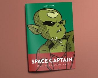 Space Captain: Captain Of Space #3