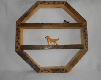 Hemlock Display Shelf