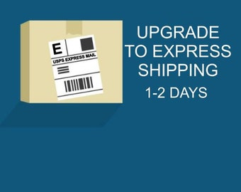 Upgrade to USPS Express Mail