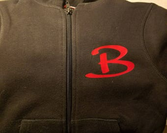 Personalized 2 Sided Hoodie