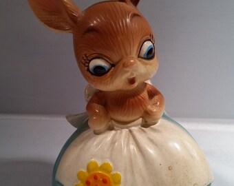 Adorable Vintage Josef Original Bunny Rabbit