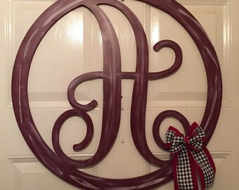 Letter Door Decorations