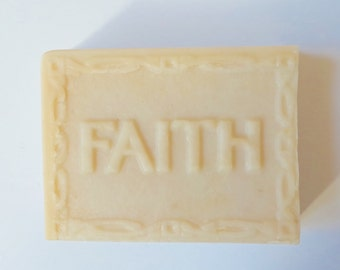 Faith Cold Pressed Natural Handmade Soap